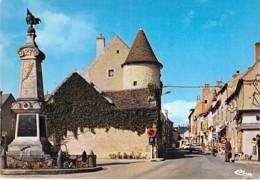 ** Lot De 3 Cartes ** 58 - TANNAY : Cartes Diversifiées - CPSM CPM Grand Format - Nièvre - Tannay