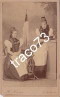 ST. BLASIEN - GERMANIA /  1890 _ Dame In Posa  _ Foto Formato   6,5 X 10,5 Cm - Luoghi
