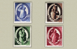 Hungary 1947. S.A.S. Nice Set MNH (**) Michel: 981-984 / 14 EUR - Ungarn