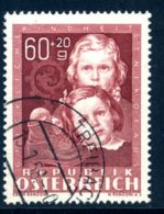 Mi. 930 Gestempelt - 1945-.... 2ème République