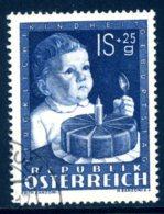 Mi. 931 Gestempelt - 1945-.... 2ème République