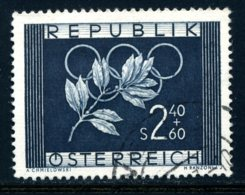 Mi. 969 Gestempelt - 1945-.... 2. Republik