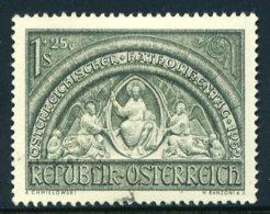 Mi. 977 Gestempelt - 1945-.... 2. Republik