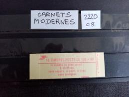 Carnet Moderne.Type Liberté De Delacroix.N°2220-C6.Neuf. - Usage Courant