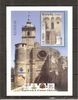 España/Spain-(MNH/**) - Edifil 4069 - Yvert BF-134 - Blocs & Hojas