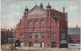 Belfast - Grand Opera House, Street Scene ± 1910. Postally Used, Message. - Antrim / Belfast