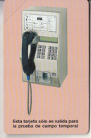 CUBA(Urmet) - Urmet Cardphone, Etecsa Trial Card 1.00 Peso, 07/97, Mint - Cuba