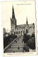 Alsemberg - De Hertogelijke Kerk En De Trappen - Beersel