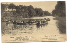 Institut Notre-Dame D'Alsemberg - En Joyeuses Barquerolles Sur Le Lac Des Sept Fontaines - Beersel