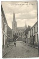Alsemberg - Zicht Op De Kerk - Beersel