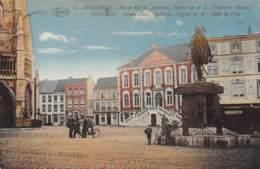 TONGEREN - Groote Markt, Ambioris, Toren Van O. L. Vrouwkerk, Stadhuis - Tongeren