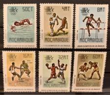 MOZAMBIQUE  - MNH** - 1984 - # 896/901 - Mozambique