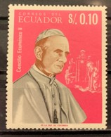 ECUADOR  - MNH** - 1966 - # 752 - Ecuador