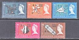 SOLOMON  ISLANDS  149-53  * - Solomon Islands (1978-...)