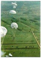 Paracadutisti In Esrcitazione - Manovre