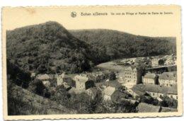 Bohan-s/Semois - Un Coin Du Village Et Rocher De Dame De Semois - Vresse-sur-Semois