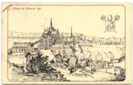 Abbaye De Villers En 1700 - Villers-la-Ville