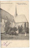 Abbaye De Soleilmont - Jardin Des Elèves - Chœur De L'glise - Fleurus