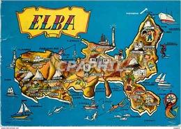CPM Isola D'elba Ile D'elbe - Italien