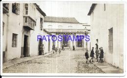 127846 SPAIN ESPAÑA CORDOBA CALLE STREET AÑO 1927 PHOTO NO POSTAL POSTCARD - Espagne