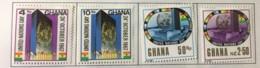 GHANA  - MH* - 1967 - # 311/314 - Ghana (1957-...)