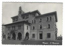 2283 - MUGGIA TRIESTE IL MUNICIPIO 1950 CIRCA - Italien