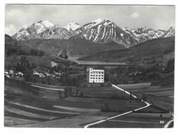 2288 - POGGIO CANCELLI L' AQUILA HOTEL GRAN LAGO FRATELLI BERARDI 1955 - Italia
