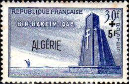 Algérie Poste N** Yv:299 Mi:313 Bir-Hakeim Monument (Petit Pt De Rouille) - Argelia (1924-1962)