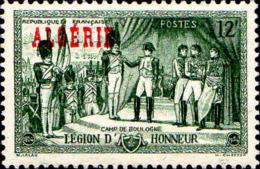 Algérie Poste N** Yv:315 Mi:330 Camp De Boulogne Légion D'honneur (Petit Pt De Rouille) - Argelia (1924-1962)