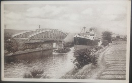 United Kingdom.....England...Swing Bridge Lachford, Warrington     Ca.-1940 - Other