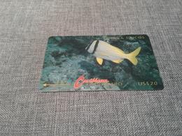 Turks Caicos- Nice Phonecard 5CTCA - Turks- En Caicoseilanden