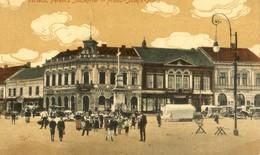 Serbie - Versecz Ferencz Jozsef Tér - Serbie