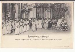 CPA - Cendrillon De F. Massenet - Carte Avant 1904 -  Achat Immédiat - (cd017 ) - Theater