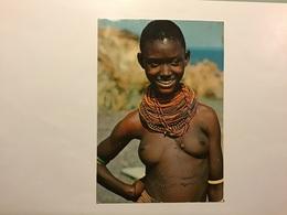 KENYA .— ELMOLO GIRL - Kenya