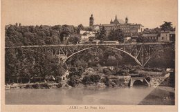 ALBI - Le Pont Itier - Albi