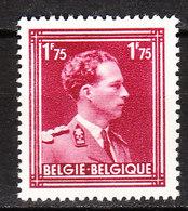 832**  Leopold III Col Ouvert - Bonne Valeur - MNH** - LOOK!!!! - 1936-1957 Col Ouvert