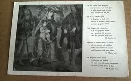 IMMAGINE DI MARIA SS DELLA FEDE VENERATA NELLA PIEVANIA DI S. STEFANO IN MACERATA VIAGGIATA 1928 (1665) - Vergine Maria E Madonne