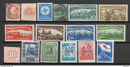 Lot Different Stamps - Francobolli