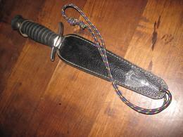 Dague De Lancer ( Foyer Du Soldat ) - Armi Bianche