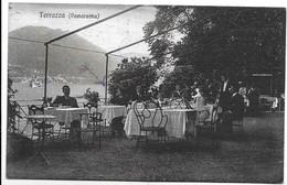 Argegno (Como). Albergo Lago E Ristorante Belvedere - La Terrazza. - Como