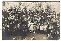67 - EPFIG - Fanfare, Musiciens - Années 1900/1910 - Francia