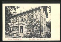 AK Rastenberg / Thür., Kurhaus Rastenberg - Deutschland