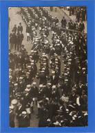 57 MOSELLE - METZ Carte Photo,  Première Sortie De La Lorraine Sportive, 18 Avril 1909 - Metz