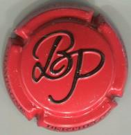 CAPSULE-CHAMPAGNE BERTHELOT-PIOT N°10 Estampée Rouge & Noir - Champagne