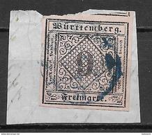 Wurttemberg 1851 - Wuerttemberg