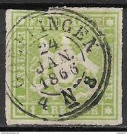 Wurttemberg 1865 - Wuerttemberg