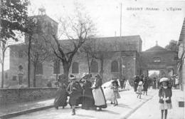 69)   GRIGNY - L'Eglise - Grigny