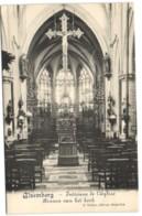 Alsemberg - Binnen Van Het Kerk - Beersel