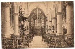 Alsemberg - Binnenste Der Kerk - Beersel