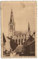 Alsemberg - De Hertogelijke Kerk Met Munumentale Trap - Beersel